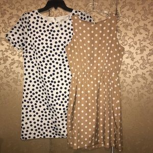 J. Crew Polka Dot Dress Bundle 0 00 Petite